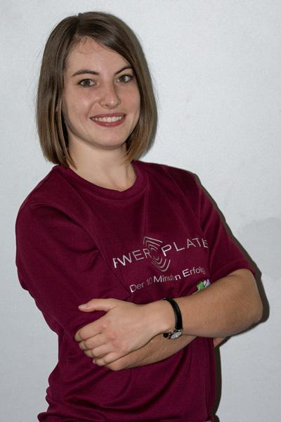 Porträt Jitka Fitnesstrainerin